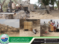Project of drinking water for the areas of (Altbahi - Mazraa - Almqsar) Directorate toor  Baha - Lahj governorate