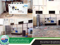 Buy three generators for three mosques